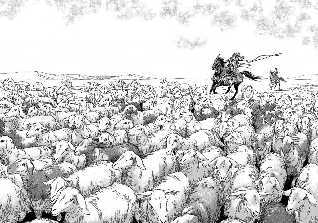 乙嫁語り 羊