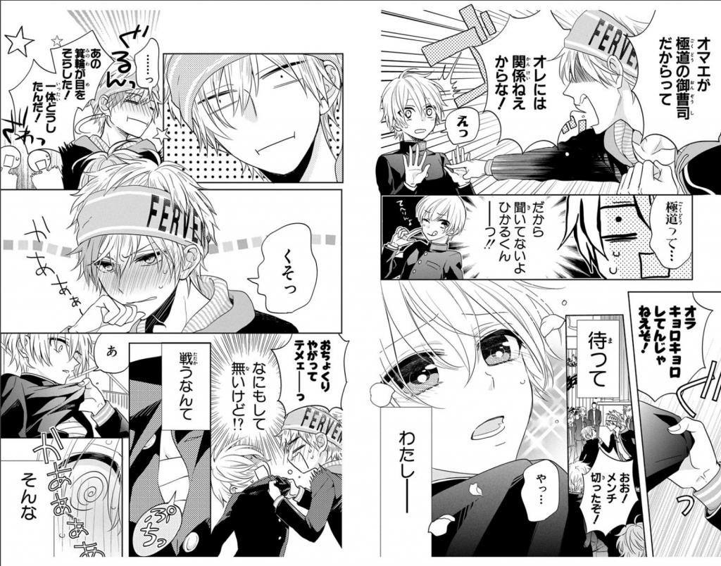 喧嘩番長 乙女〜恋のバトルロワイヤル〜1巻 29、30ページ