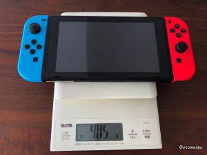 Switch 重量